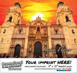 Scenic Latino America Calendar - Escenas de Latinoamerica