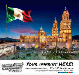 Scenes of Mexico Bilingual  Calendar - Vistas de Mexico 2018