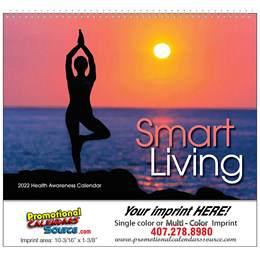 Smart Living Wall Calendar 2018 - Spiral