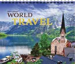World Travel Promotional Calendar 2018