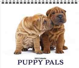Puppy Pals Promotional Calendar 2018