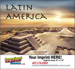 Latin America Promotional Calendar 2017