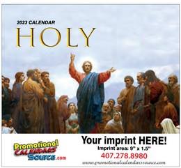 Holy Promotional Calendar 2017