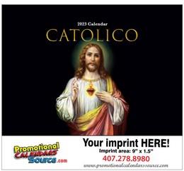 Catolico Religioso Mini Calendar-Calendario 2017