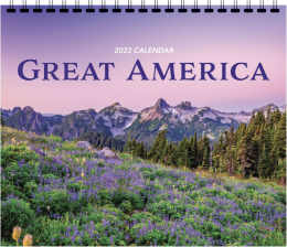 Great America 3 Mont View Promotional Calendar 2017