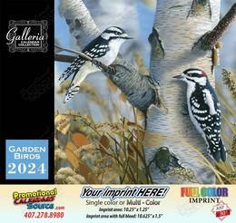 Garden Birds Calendar 2018