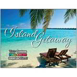 Island Getaway Promotional Mini Calendar