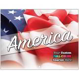 Patriotic Promotional Mini Calendar