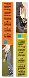 Calendar Magnet 1.5x10 Square Corners - 25 Mil.