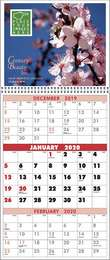3-Month on Page Appointment Promo Calendar 11x26