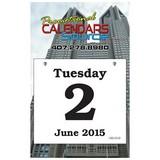 Daily Date Calendar X-Large Date Pad 6x5.5 in - 7x11